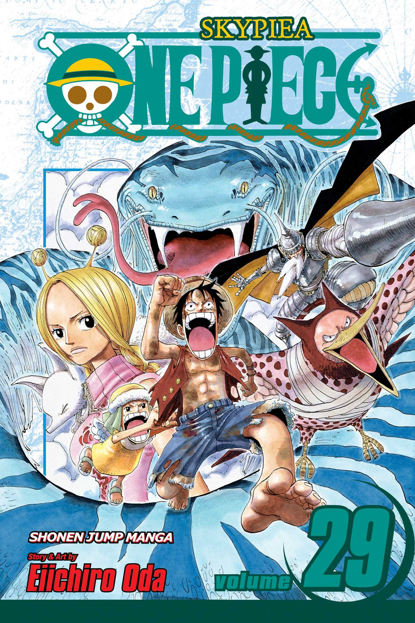 One Piece, Vol. 29 | Book by Eiichiro Oda | Official Publisher Page ...