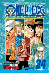One Piece, Vol. 34