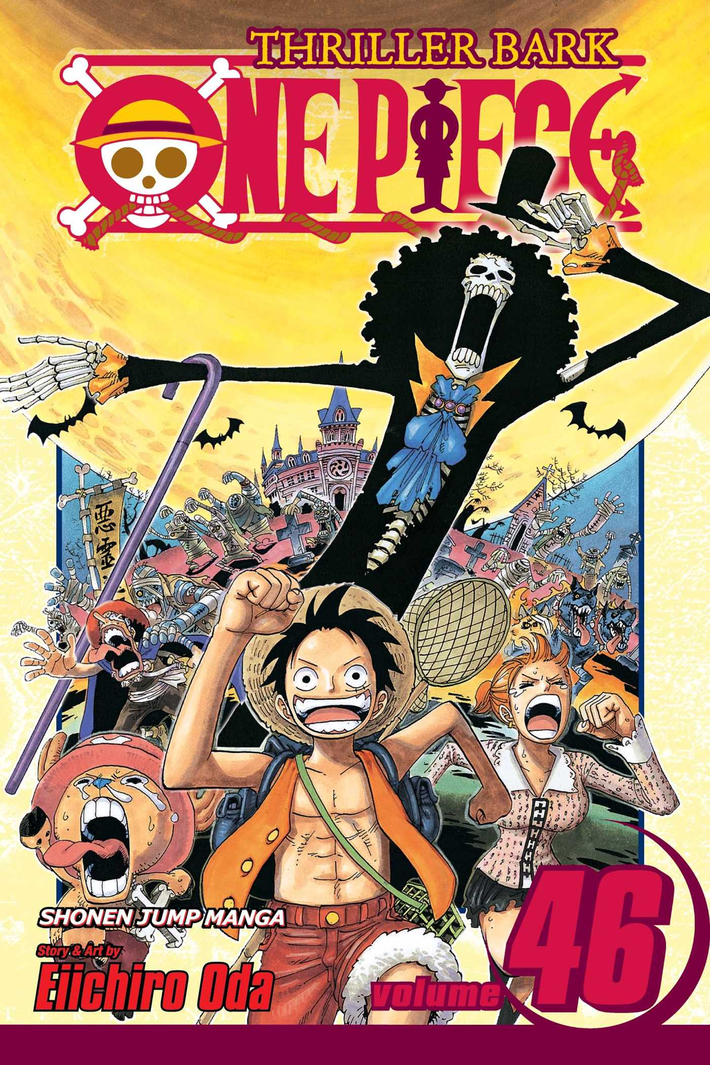 One piece vol 46 9781421534626 hr
