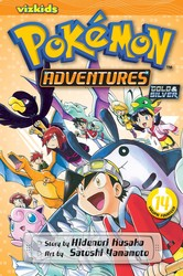 Pokémon Adventures, Vol. 14