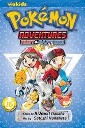 Pokémon Adventures, Vol. 16