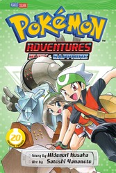 Pokémon Adventures, Vol. 20