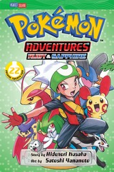 Pokémon Adventures, Vol. 22