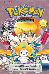 Pokémon Adventures, Vol. 29