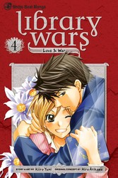 Library Wars: Love & War, Vol. 4