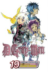 D. Gray-man, Vol. 19