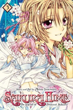 Sakura Hime: The Legend of Princess Sakura , Vol. 3