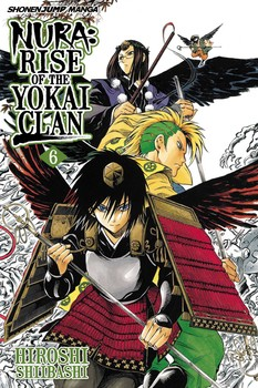 Nura: Rise of the Yokai Clan, Vol. 6