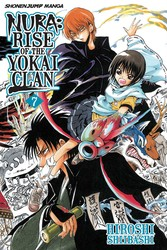 Nura: Rise of the Yokai Clan, Vol. 7