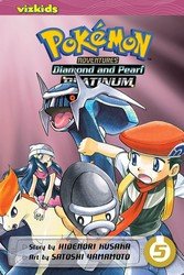 Pokémon Adventures: Diamond and Pearl/Platinum, Vol. 5