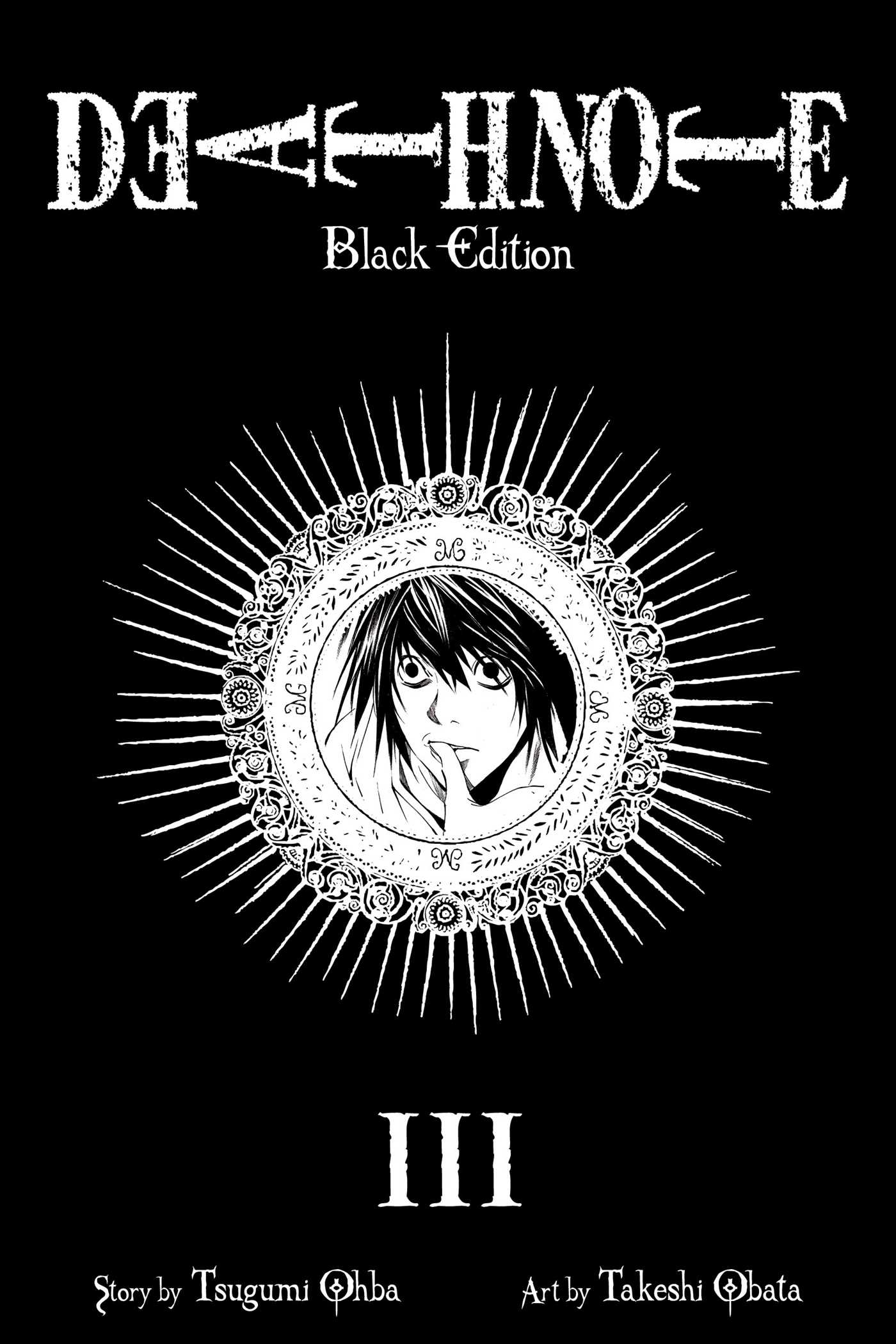 Death note black edition vol 3 9781421539669 hr