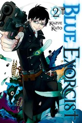 Blue Exorcist, Vol. 2