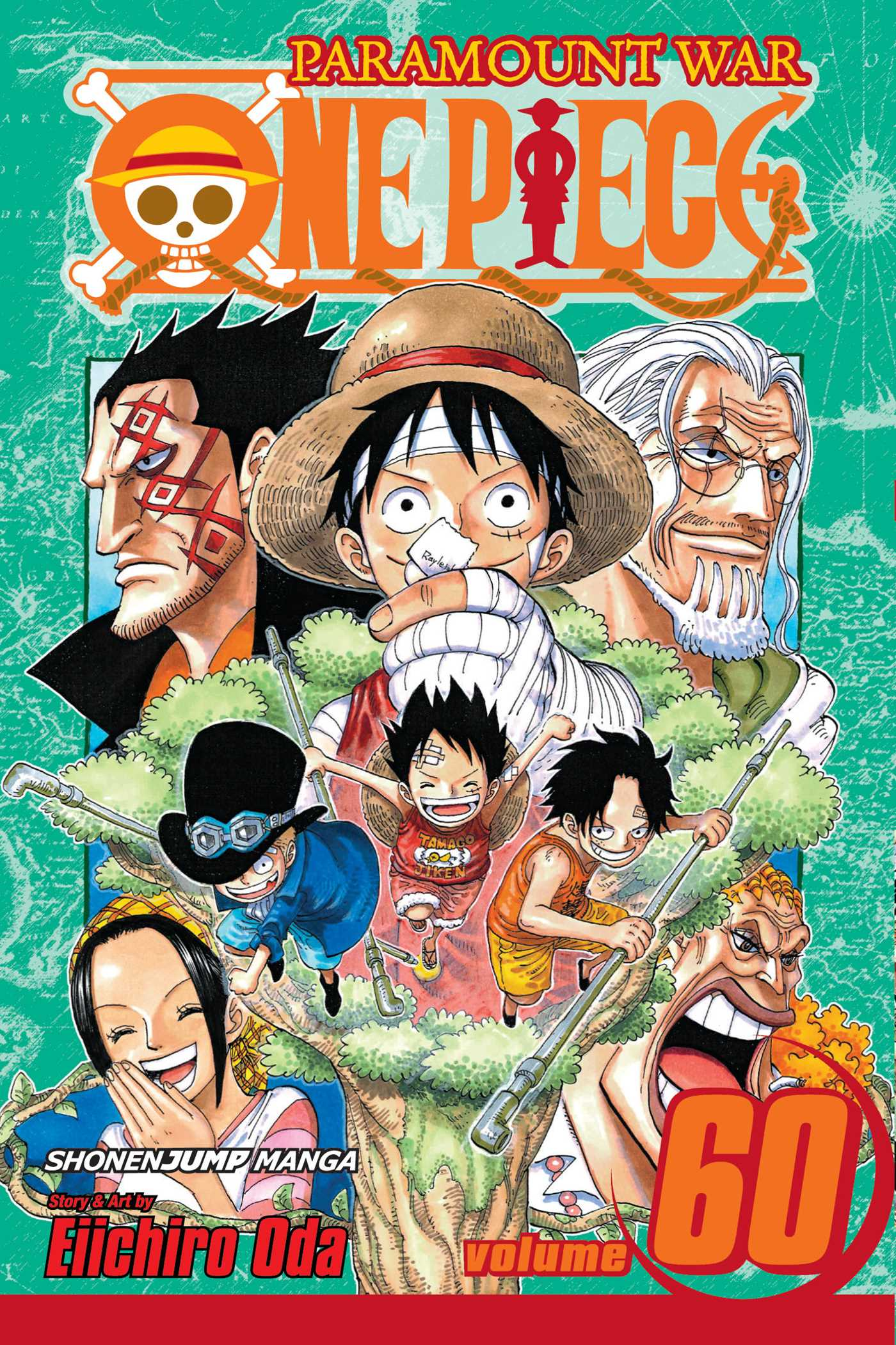 One piece vol 60 9781421540856 hr