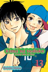 Kimi ni Todoke: From Me to You, Vol. 13