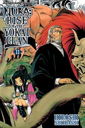 Nura: Rise of the Yokai Clan, Vol. 11