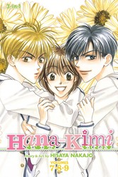 Hana-Kimi (3-in-1 Edition), Vol. 3