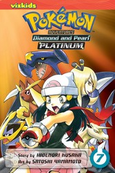 Pokémon Adventures: Diamond and Pearl/Platinum, Vol. 7
