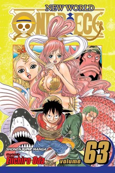One Piece, Vol. 63