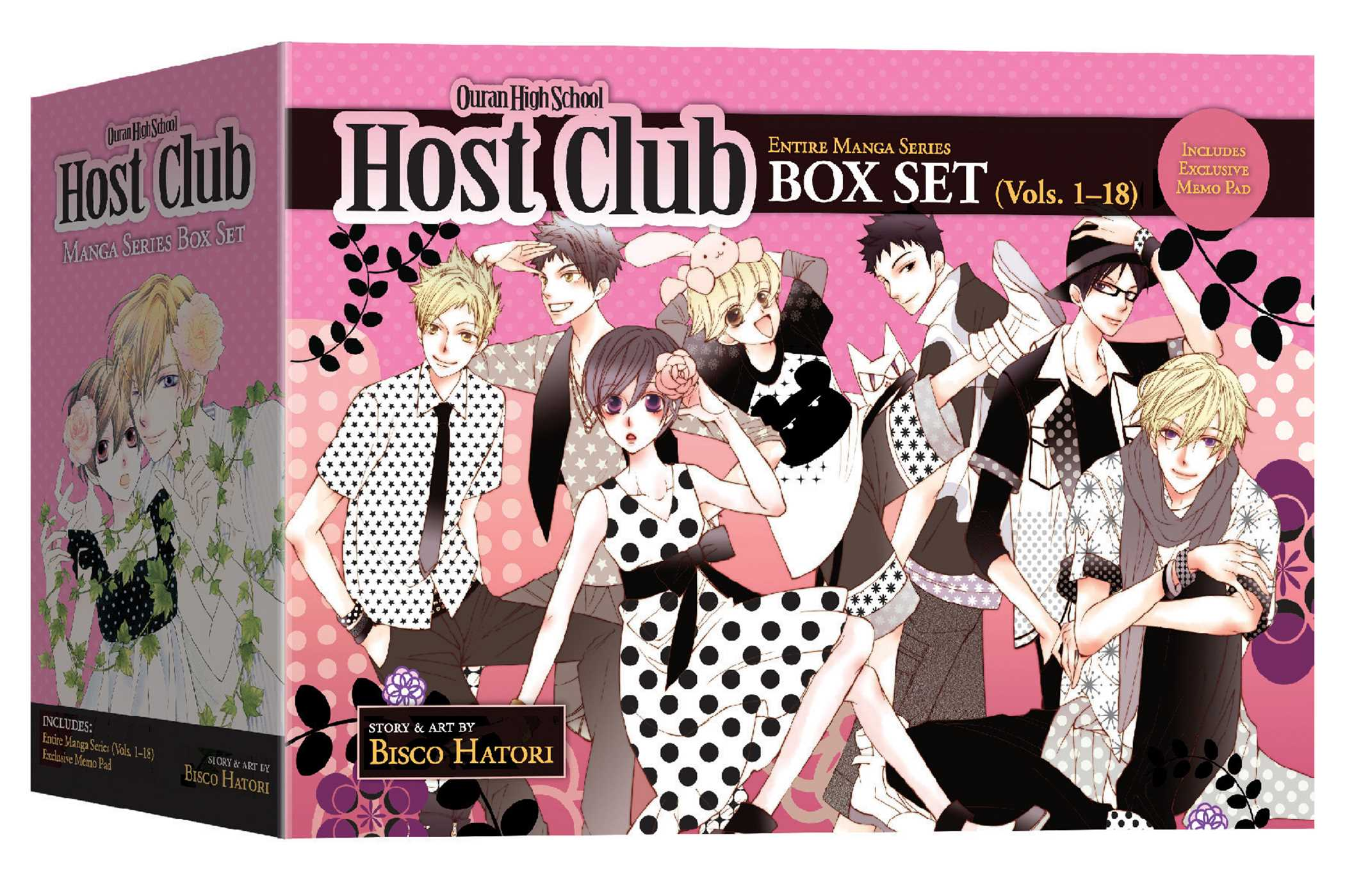 Ouran high school host club box set 9781421550787 hr