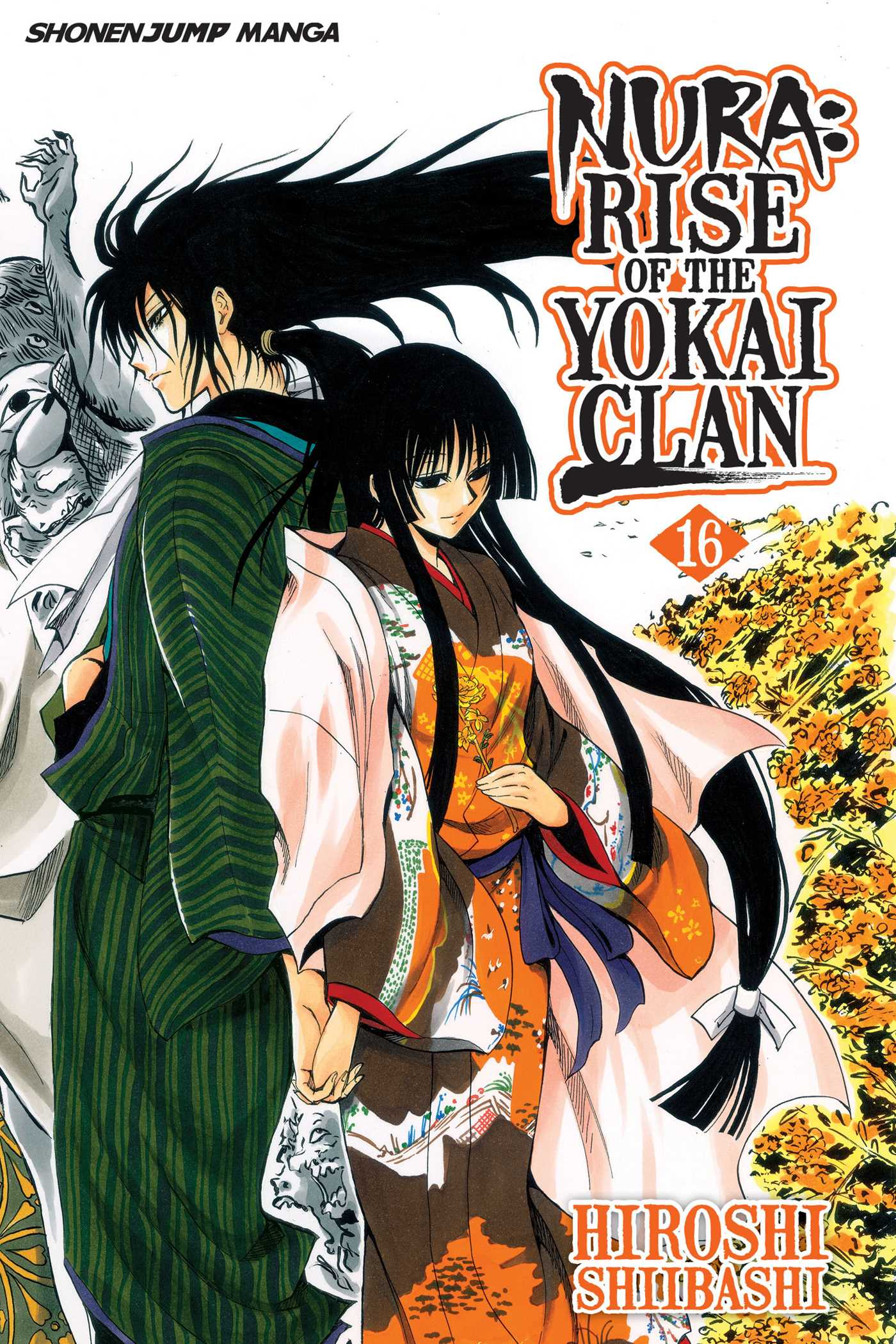 Nura rise of the yokai clan vol 16 9781421551418 hr