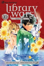 Library Wars: Love & War, Vol. 10