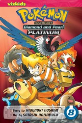 Pokémon Adventures: Diamond and Pearl/Platinum, Vol. 8