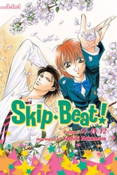 Skip Beat! (3-in-1 Edition), Vol. 4