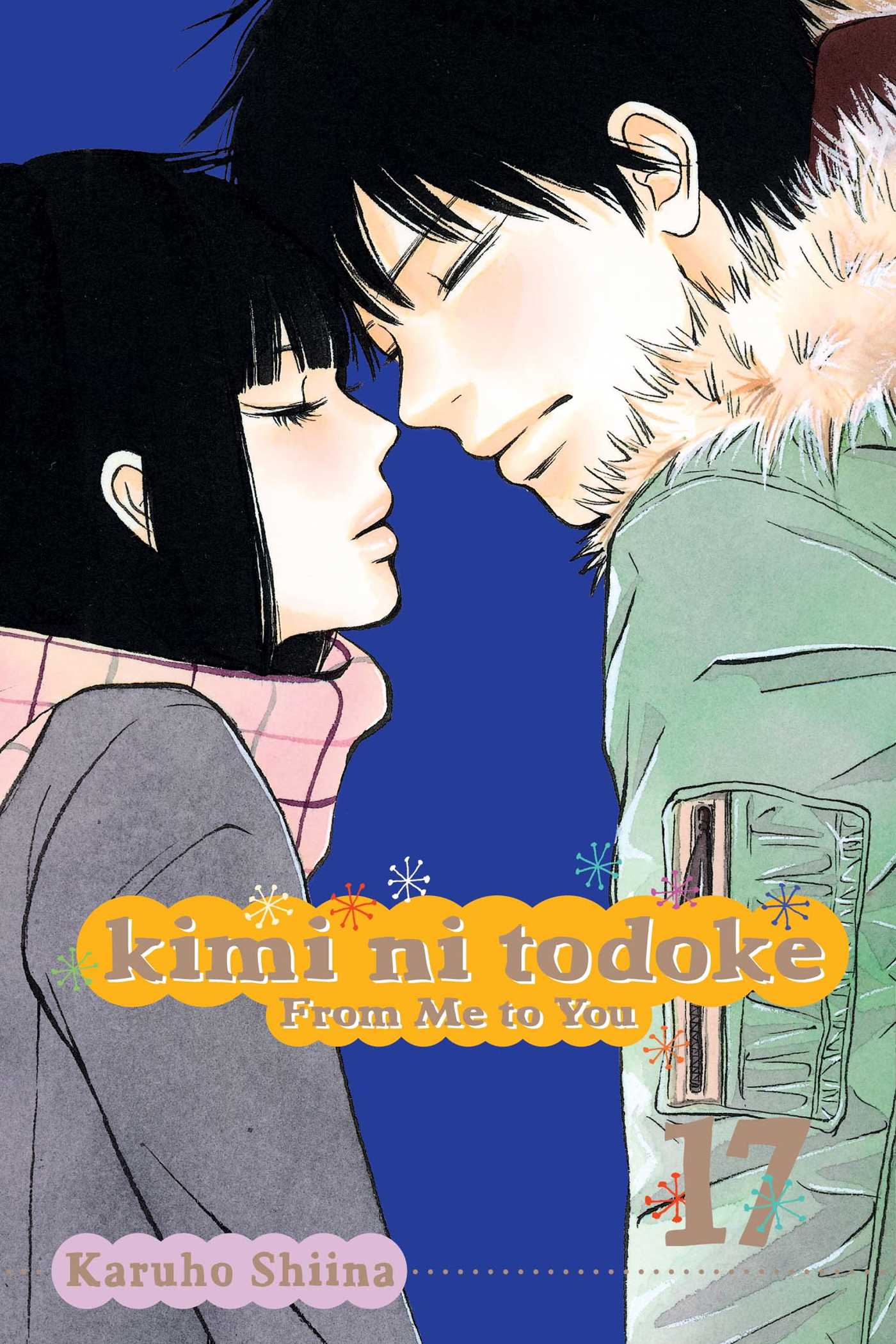 Kimi ni todoke from me to you vol 17 9781421554785 hr