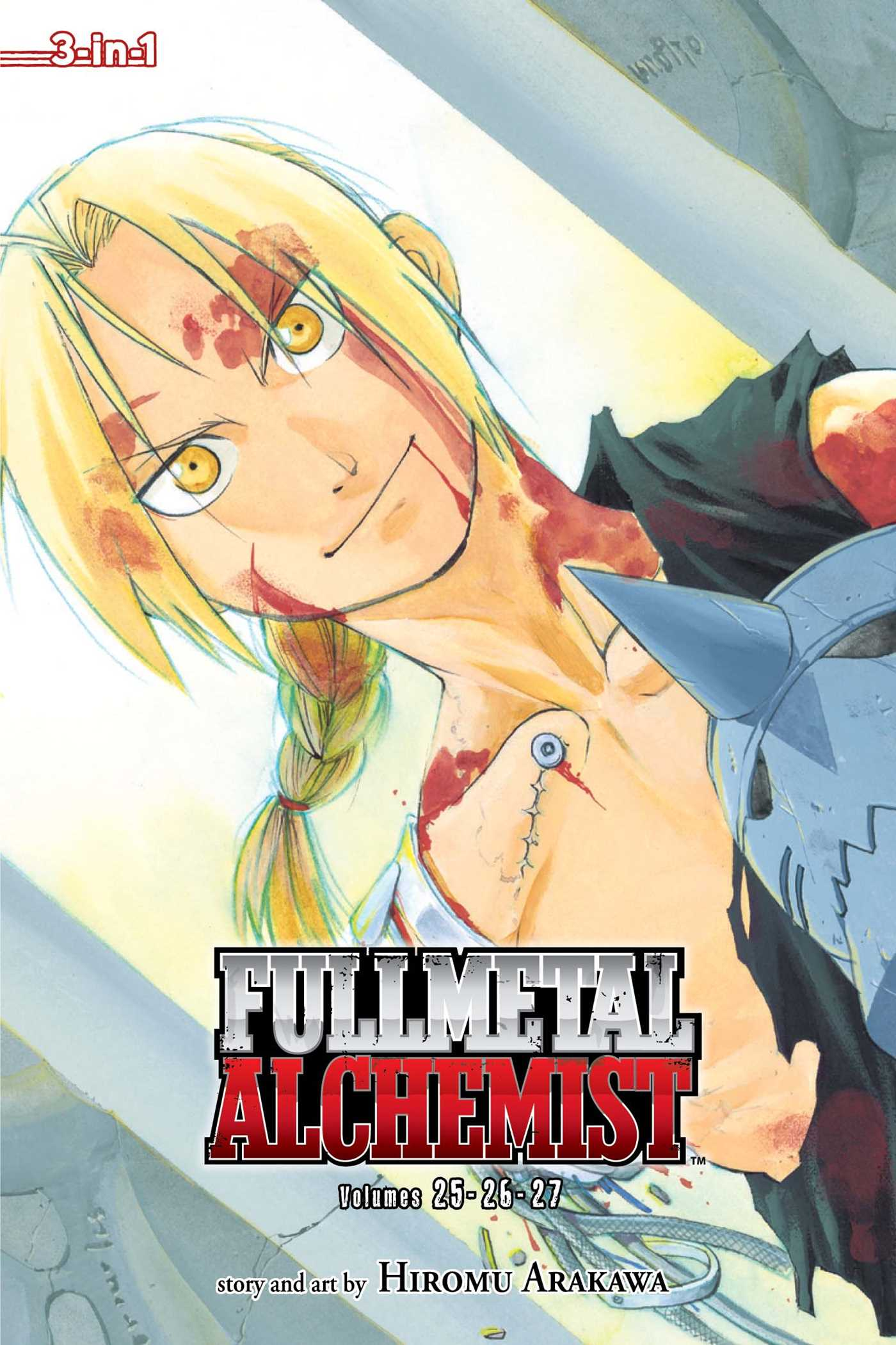 fullmetal alchemist the ties that bind novel book by makoto fullmetal alchemist 3 in 1 edition vol 9