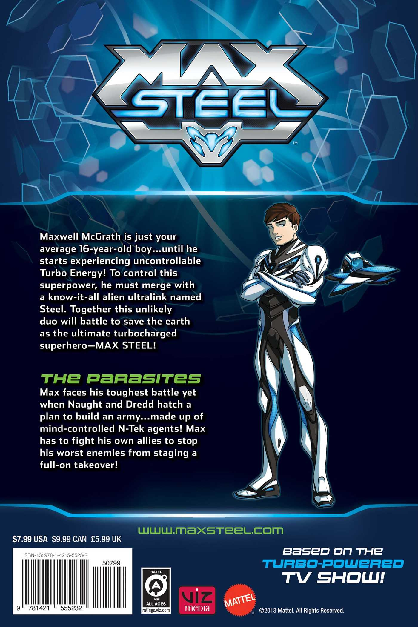 Max-steel-the-parasites-9781421555232_hr-back