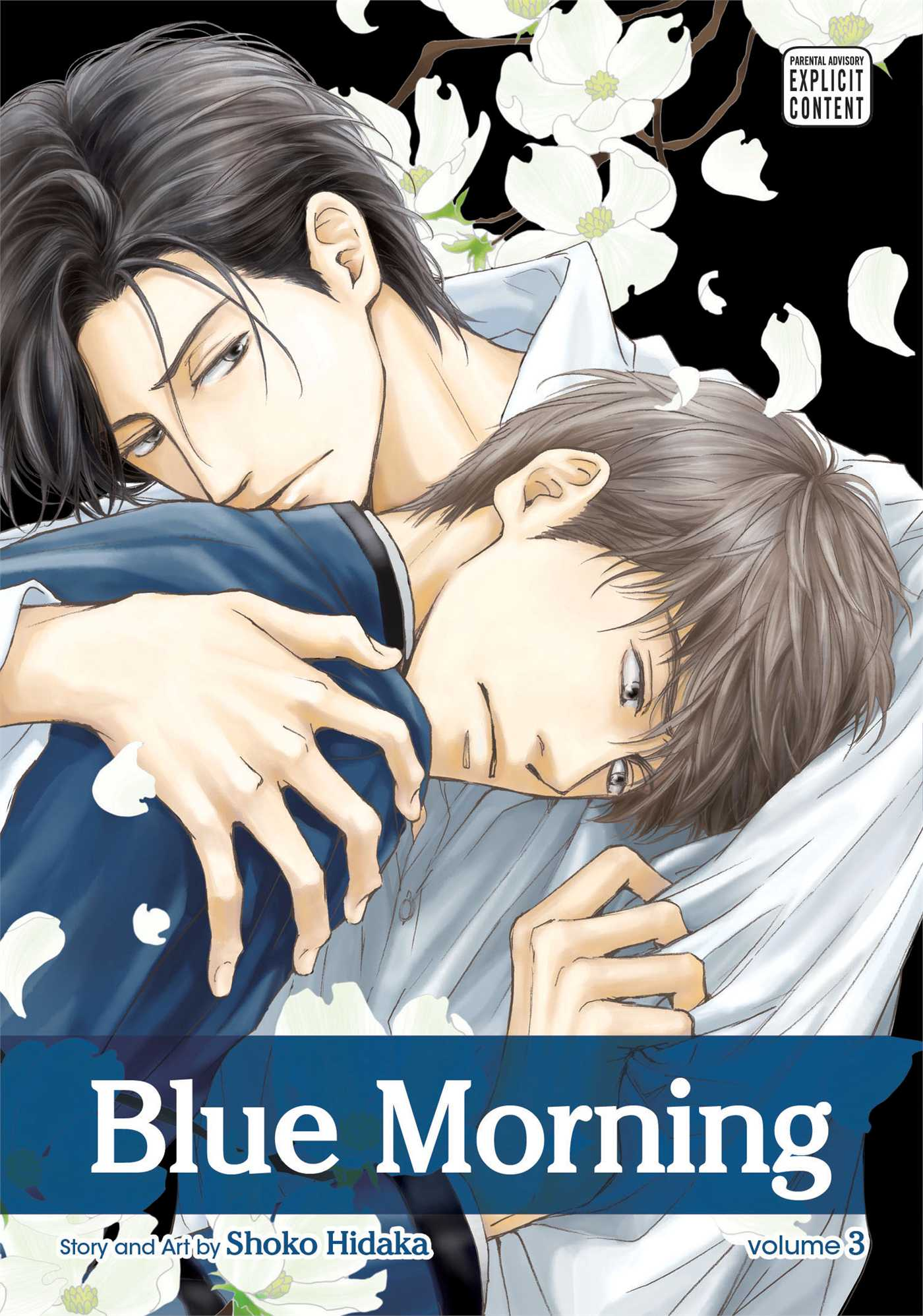 Blue morning vol 3 9781421555546 hr