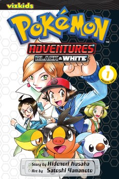 Pokémon Adventures: Black and White, Vol. 1