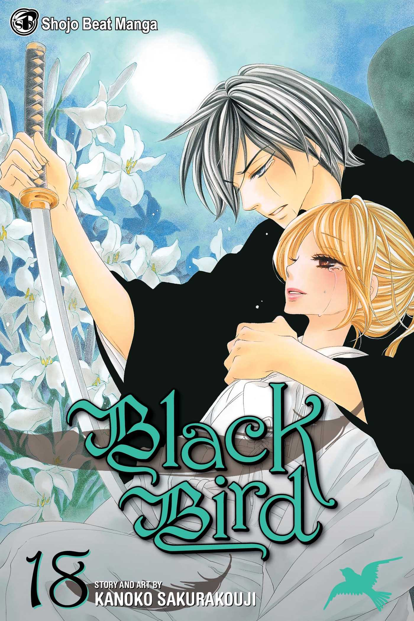Black bird vol 18 9781421560090 hr