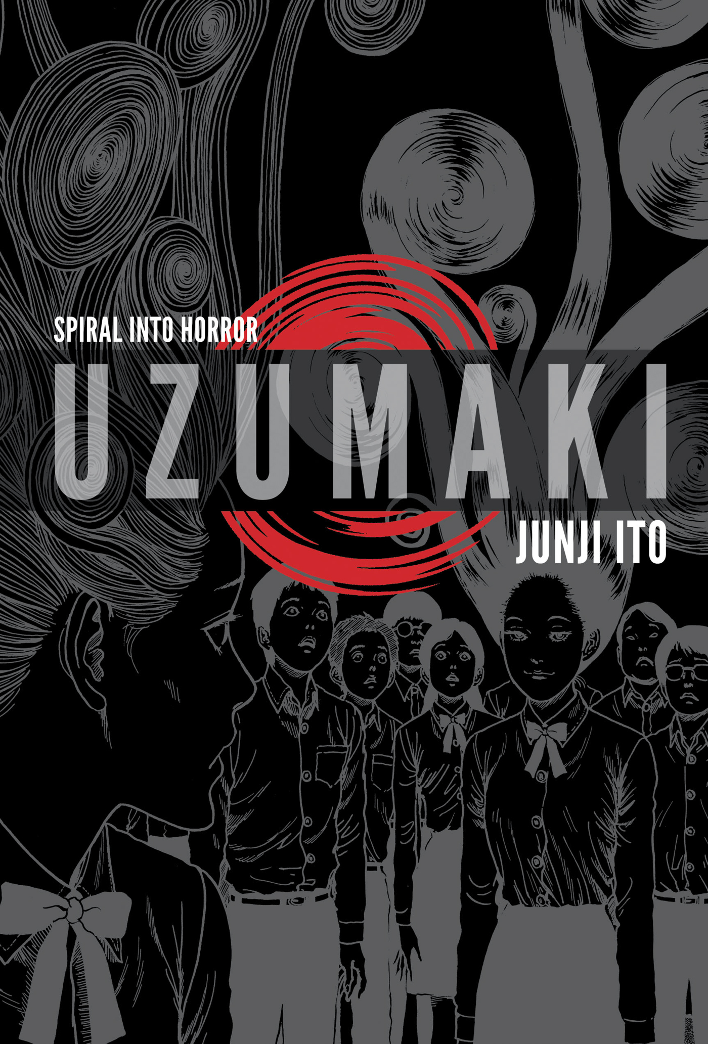 Uzumaki 3 in 1 deluxe edition 9781421561325 hr