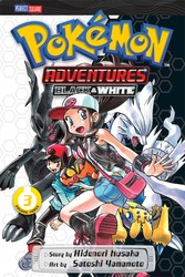 Pokémon Adventures: Black and White, Vol. 3
