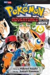 Pokémon Adventures: Black and White, Vol. 4