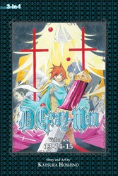 D.Gray-man (3-in-1 Edition), Vol. 5