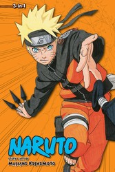 Naruto (3-in-1 Edition), Vol. 10