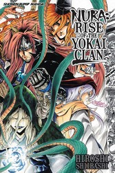 Nura: Rise of the Yokai Clan, Vol. 24