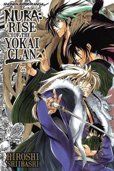Nura: Rise of the Yokai Clan, Vol. 25