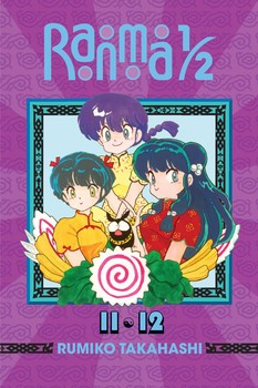 Ranma 1/2 (2-in-1 Edition), Vol. 6