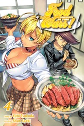 Food Wars!, Vol. 4