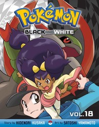 Pokémon Black and White, Vol. 18