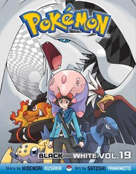 Pokémon Black and White, Vol. 19