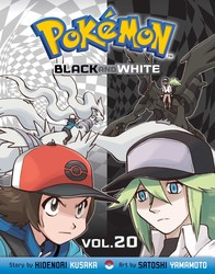 Pokémon Black and White, Vol. 20