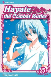 Hayate the Combat Butler, Vol. 25
