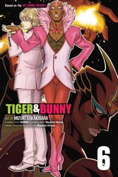 Tiger & Bunny, Vol. 6