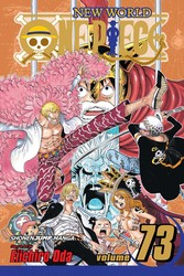 One Piece, Vol. 73