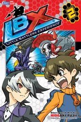 LBX: Artemis Begins, Vol. 2