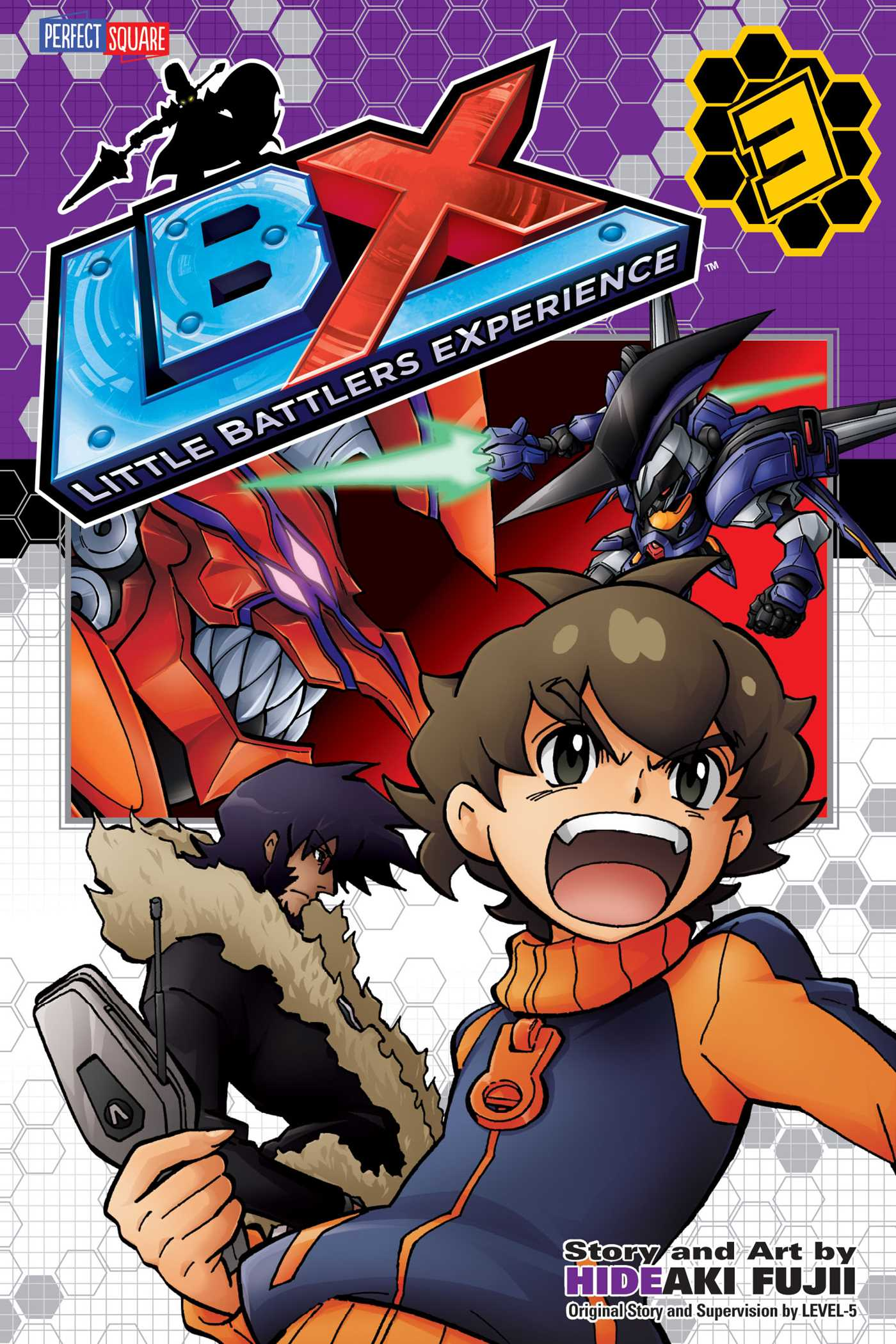 Lbx world changer vol 3 9781421576978 hr